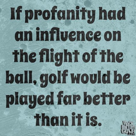 Our #indoorgolf simulators also have perfect accuracy that helps improve your game! #golf #golfhumor