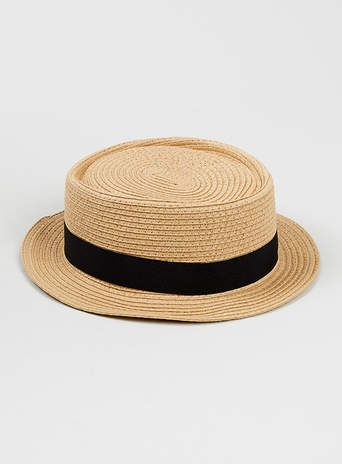 Hats are one of the only accessories men know how to wear better than women, so *hats* off to them (you go, dudes). Here are some funky, patterened, bright and classic Spring hats for the upcoming months.