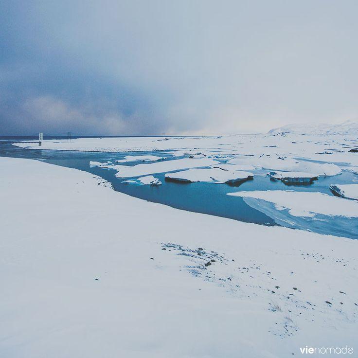 Islande road trip en hiver: Jokulsarlon