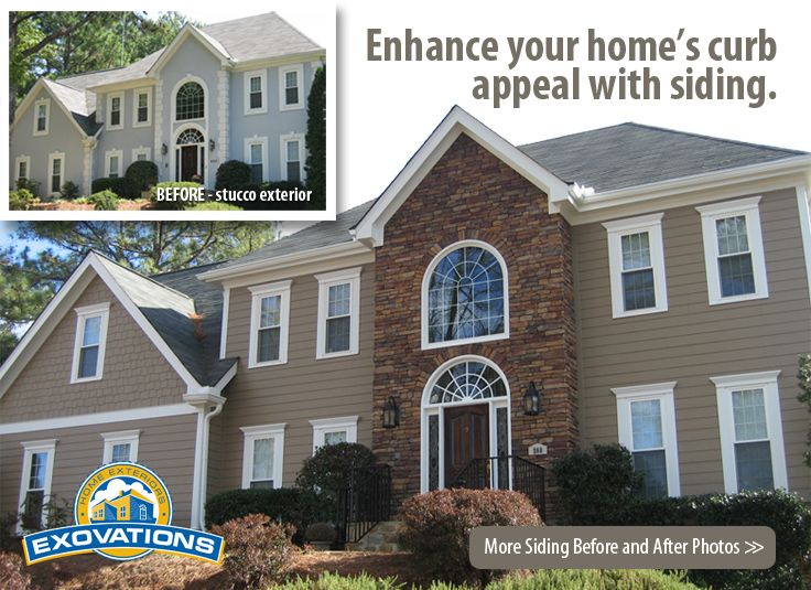 Project 3 Siding Replacement Fiber Cement Cost 13 382 Re Value 10 707 Recouped Stucco Exteriorexterior House