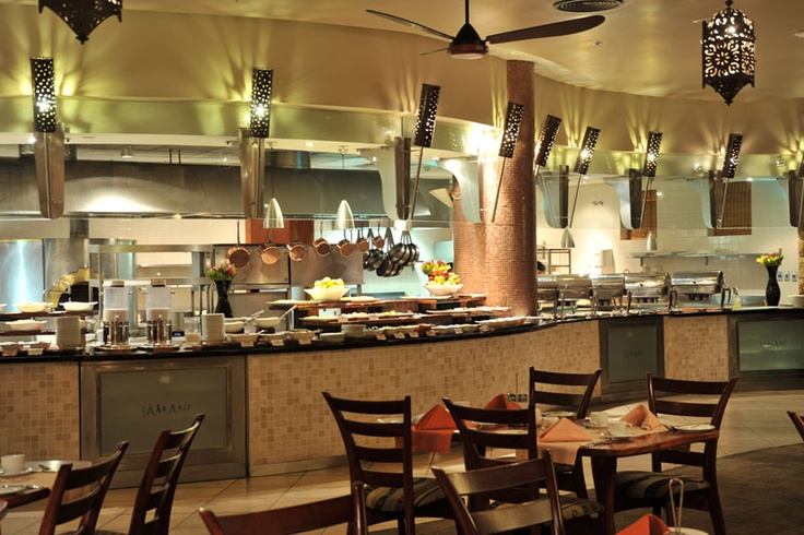 Jamani Restaurant - Arabella Hotel & Spa