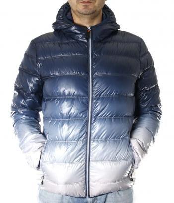 Pánská zimní bunda péřová - Brekka - SHADE DOWN JACKET MAN GRYS - WAKA on-line móda. Brekka, italské oblečení pro volný čas.