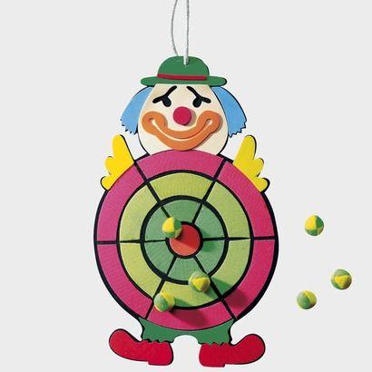 """Spiele: Klettwurfspiel """"Clown"""""""