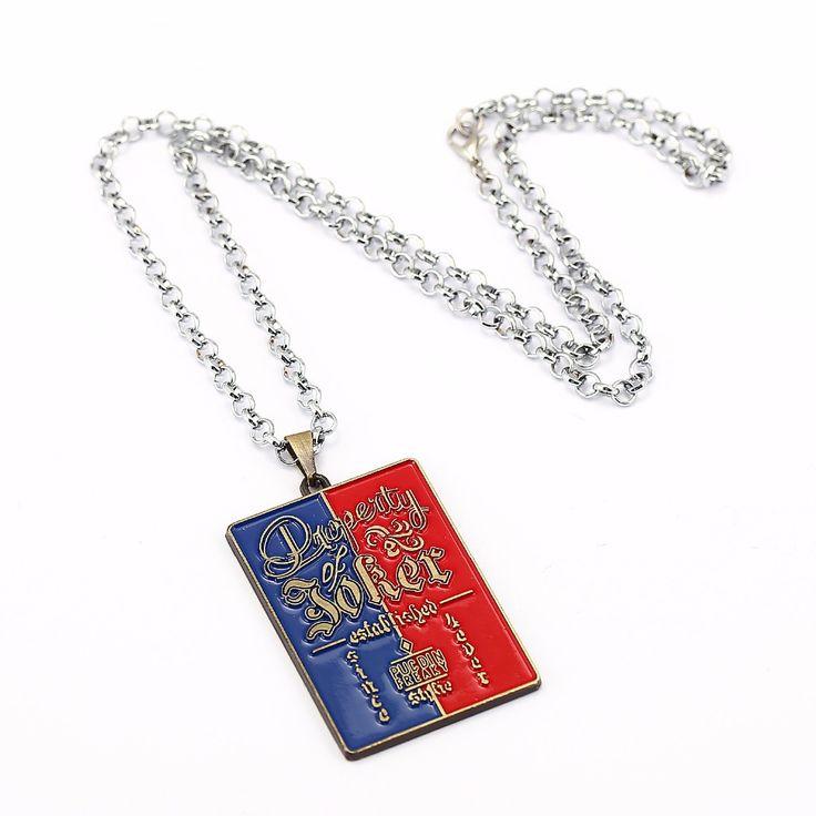 429 best Harley Quinn Jewelry images on Pinterest Harley quinn