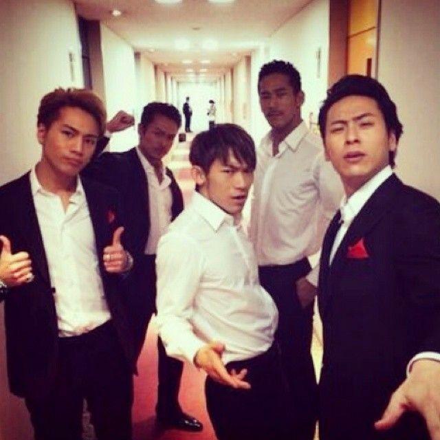 Imaichi Ryuji & Tosaka Hiroomi & Yamashita Kenjiro & Naoto & Naoki