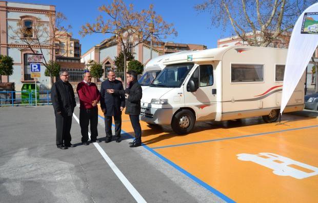 Reus instal·la quatre places per autocaravanes a prop del centre | Reusdigital.cat diari de Reus. Notícies i actualitat del Camp de Tarragona