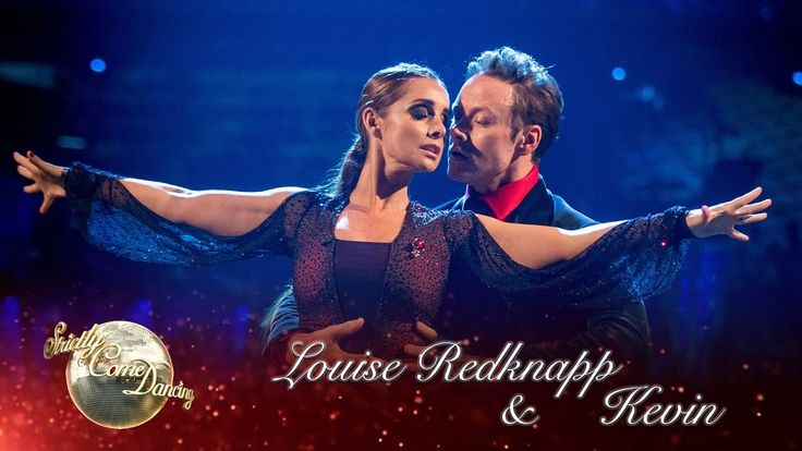 Louise Redknapp and Kevin Clifton Argentine Tango to 'Tanguera' - Strict...
