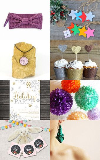 Party accessories collection on @etsy by Nadia Mangione @bynadialab @etsyitaliateam @itsmartteam. Click and comment https://www.etsy.com/treasury/MzM5MjU2NTB8MjcyNDQzNzc5Nw/party on Etsy--Pinned with TreasuryPin.com