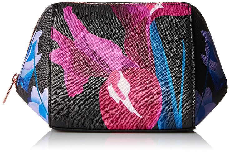 Ted Baker DS6W GG44 Floree Cosmetic Bag ** Check out this great image  : Travel cosmetic bag