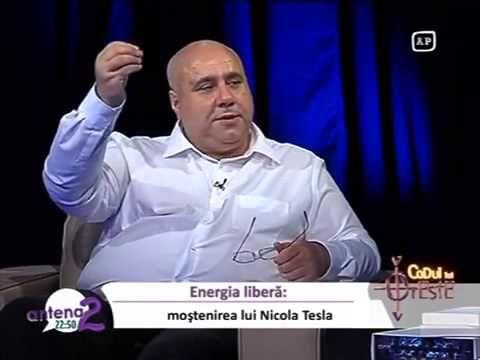 Codul lui Oreste - Energia Libera