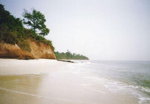 Guinea-Bissau Beaches | Varela, Guinea-Bissau