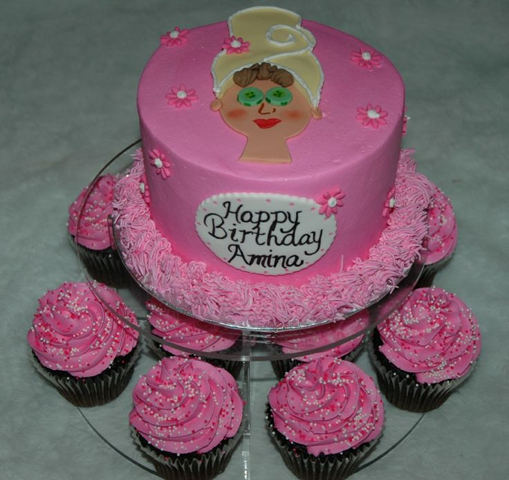 spa cakes for girls - Yahoo! Search Results