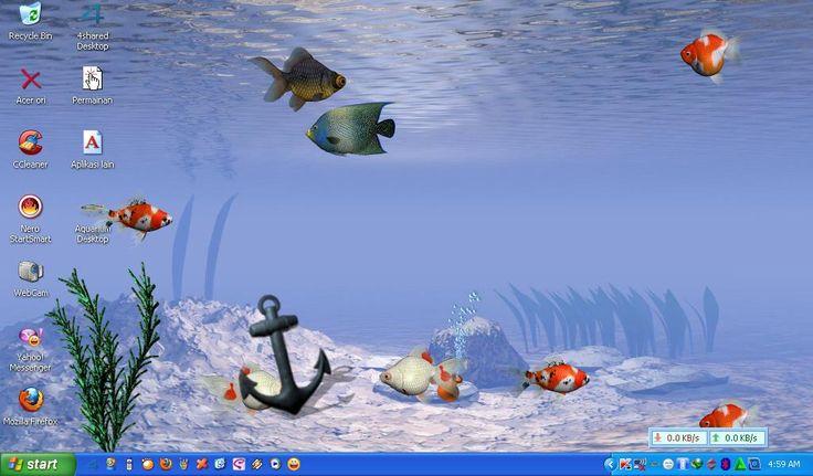 Download Wallpaper Aquarium Bergerak Untuk Windows 7 \u2013 Aquarium