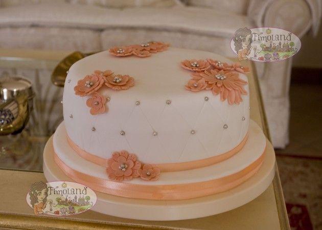 torta cake design trapuntata