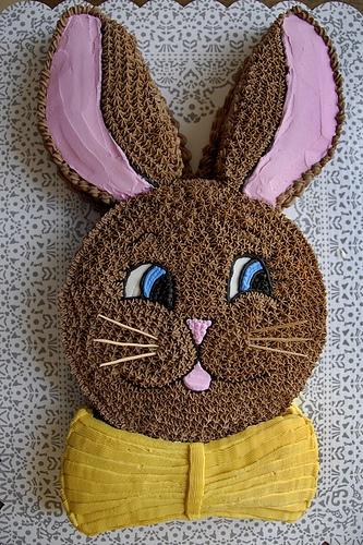Great Bunny Cake!