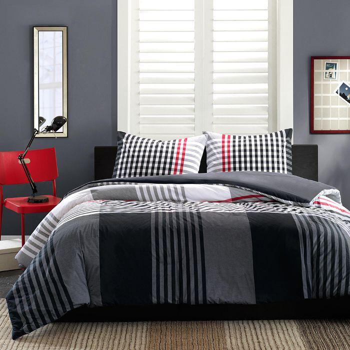 ink ivy blake twin xl duvet style comforter set