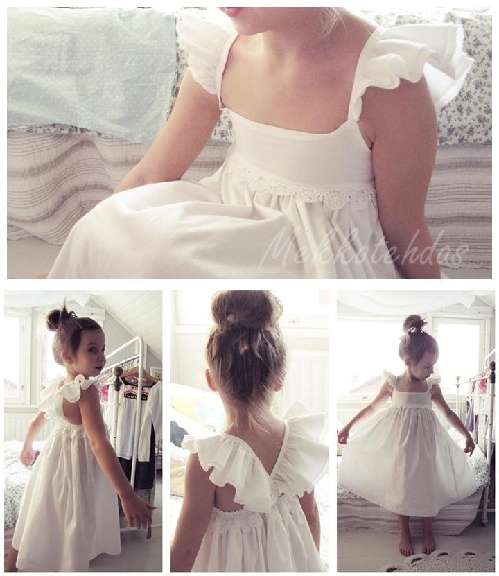 Une fabuleuse robe, parfaite pour un mariage.