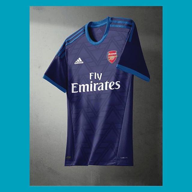 bca564536 Is this the 2019-20 Arsenal x  adidasfootball away shirt    francescocolludesign . . .  arsenal  adidas  adidasfootball  concept  art   design  premierleague ...