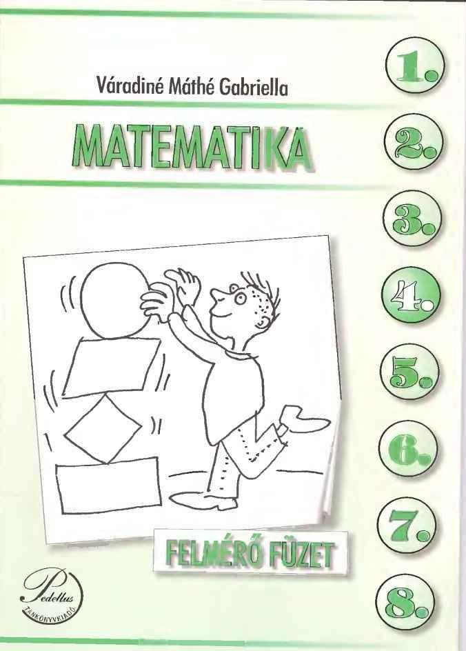 Marci fejlesztő és kreatív oldala: Felmérő füzetek 4. osztály. Matematika