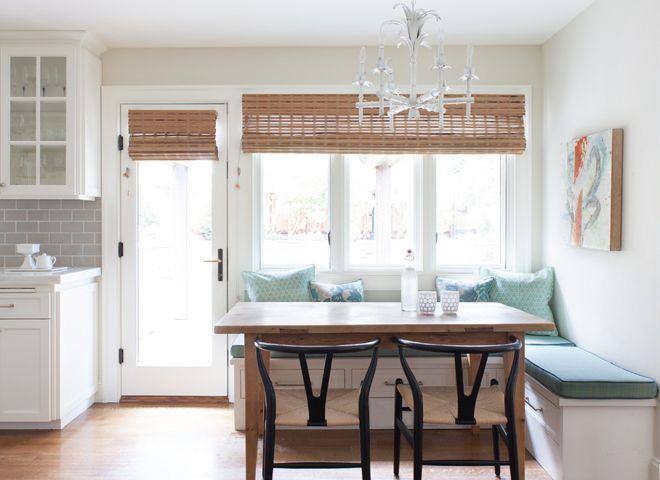 Breakfast Nook | Nest Design Co.