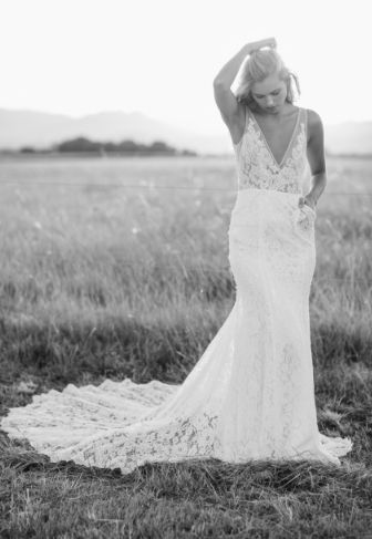 """The """"Frankie"""" Gown by Made With Love 
