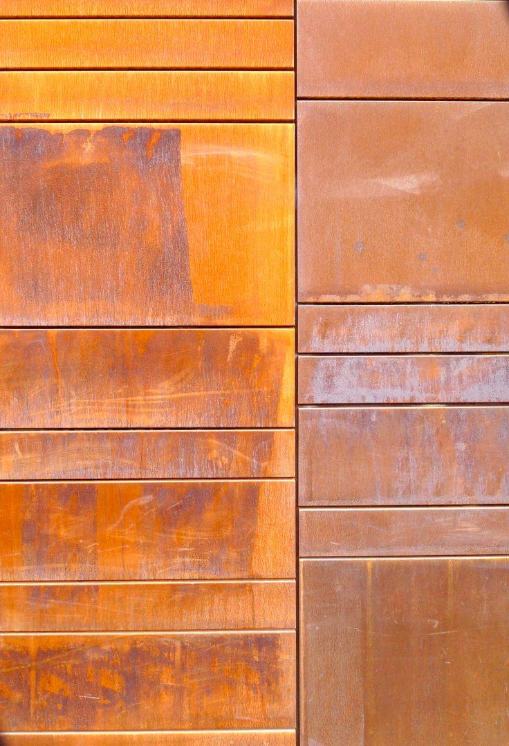 Location: 2 Gladstone Ave.  Toronto, ON, M6J 0B2  Product: CorTen Steel  Photographer: Ryan Brown  #corten #beautiful
