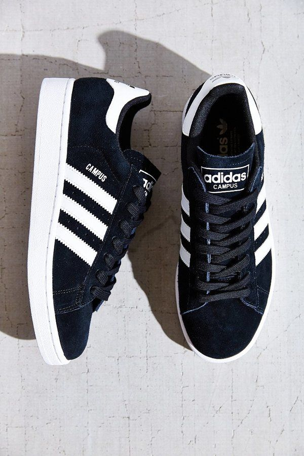 Hit the quad in this classically cool sneaker from adidas. Vintageinspired design in smooth suede upper with leather contrast detailing with logo heel + triple stripe accents. Featuring rounded toe + flat rubber outsole for a streetwear look we can never get enough of. <ul> <li>Mixed, rubber</li> <li>Spot clean</li> <li>Imported</li> </ul>
