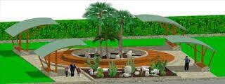 Necesidad de habitar- Diseño paisajistico