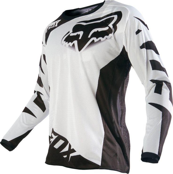 Fox Racing 180 Race Airline Mens Off Road Dirt Bike Motocross Jerseys