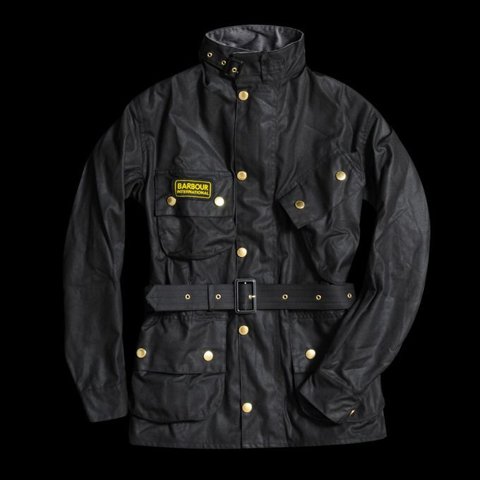 International Jacket Motorcycle Jacket By Barbour