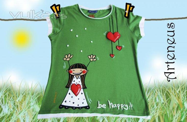 Resultado de imagen de ideas para pintar camisetas infantiles