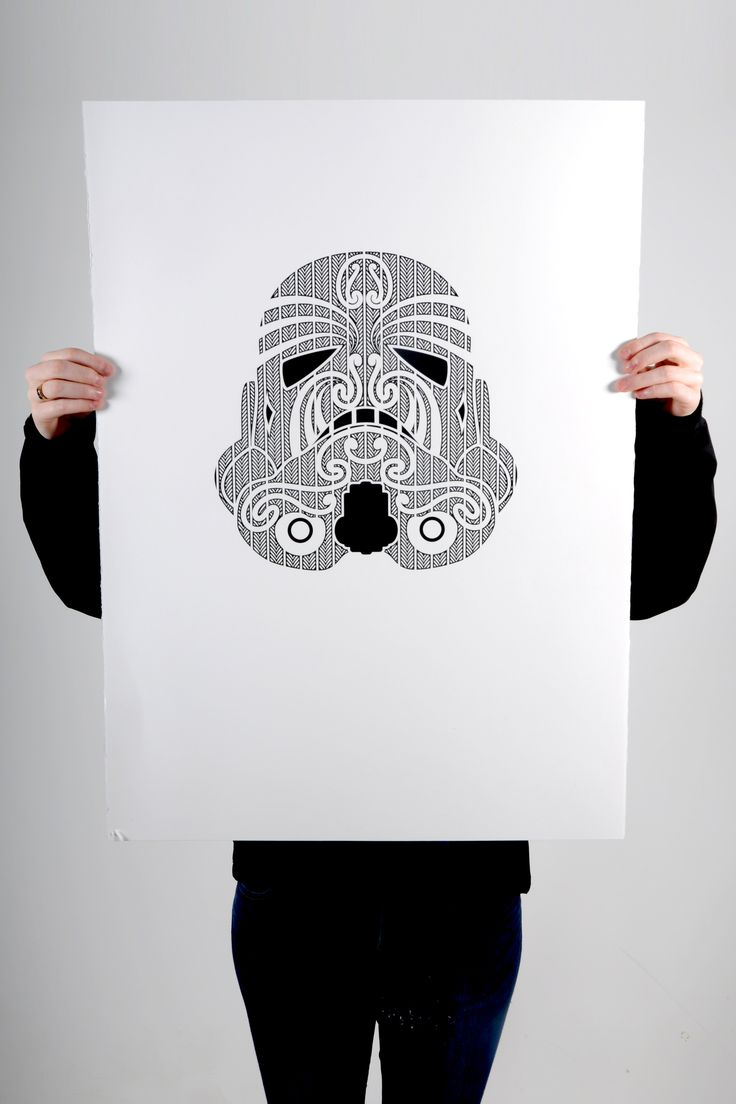 """Stormy"" Black screen print on 100% cotton 300gsm Pescia paper Paper size 56x76cm Edition of 10 and 1 artist proof"