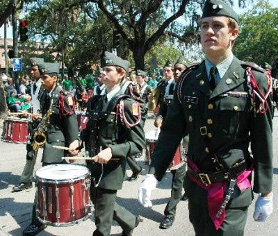 Saint Patrick's Day Parades and Celebrations in Savannah GA - Savannah St Patrick's Day Events