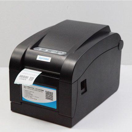 wholesale width20-80mm Stickers printer brand new   Barcode Label  Sticker bill Printer High quality High Speed  Print XP-350B