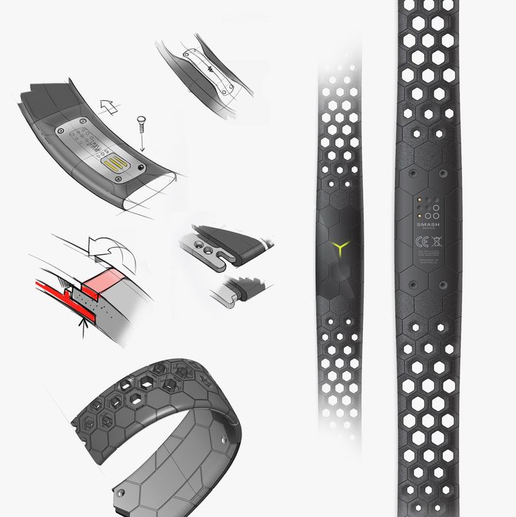 Katapult Design | Smash Wearables