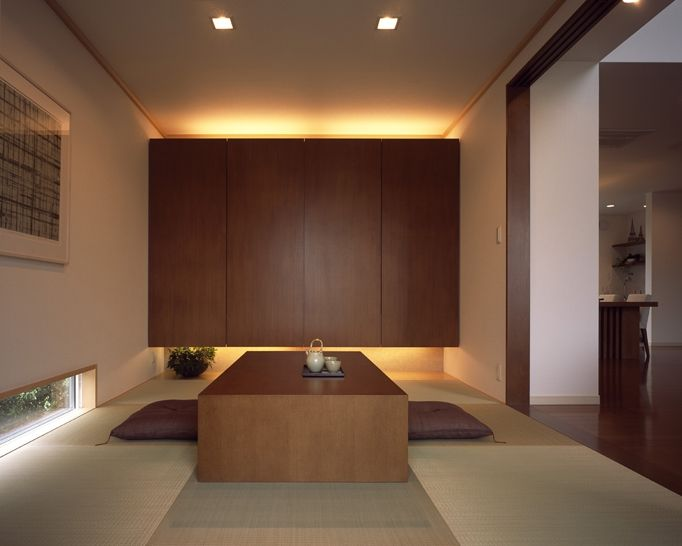 和室 間接照明 Japanese-style Washitsu indirect lighting