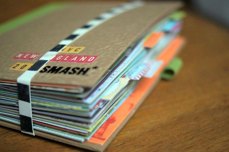 Smash Book und Tipps