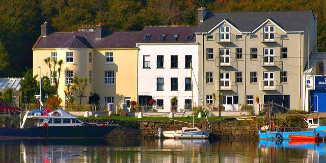 Spend a #weekend The Quay House, Clifden, Co Galway, Ireland. A #beautifully #vibrant and #original hotel. Enjoy a #comfortable stay this #summer. Visit: http://ow.ly/dLST30cTAJi
