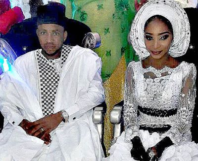 Nigeria Footballer Musa Yahaya Weds His lover Kannywood Movie star Saduah in Kaduna (PHOTOS)  Nigeria Footballer Musa Yahaya Weds His lover Kannywood Movie star Saduah in Kaduna (PHOTOS)  Nigeria Footballer Musa Yahaya who has represented Nigeria at U17 U20 and Olympic levels is now a married man after he tied the knots with his beautiful lover andKannywood movie star Saduah in Kaduna today 24th December 2016.  The 19-year-old forward is on contract with Portuguese giants FC Porto but…