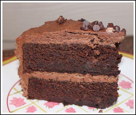 Chocolate cake recipe movie