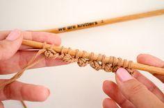 Comment faire des bordures en dentelle