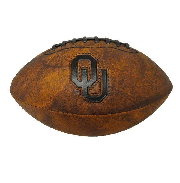 Vintage OU Football