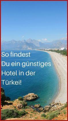 Meine 6 besten Tipps um ein günstiges Hotel in der Türkei zu finden. Sie richten sich an die Buchung eines normalen Hotels und keiner Pauchalreise oder All-Inclusive Reise in die Türkei und gelten genauso für Istanbul wie für Antalya: http://www.tuerkeireiseblog.de/guenstiges-hotel-tuerkei/