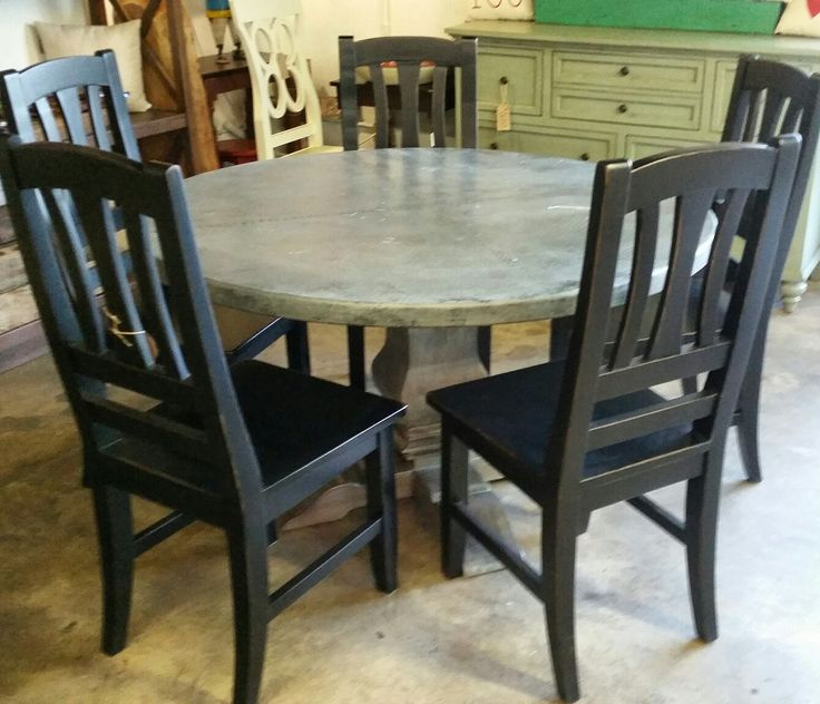 58 best zinc tables furniture images on pinterest for Table 52 houston