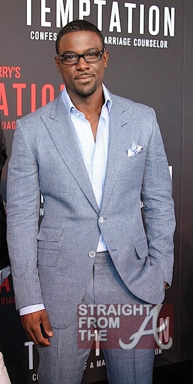 Lance Gross... He is B-E-A-UTIFUL!!!! AH!!!