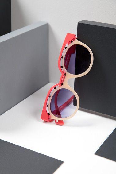 Des lunettes originales par Anne et valentin