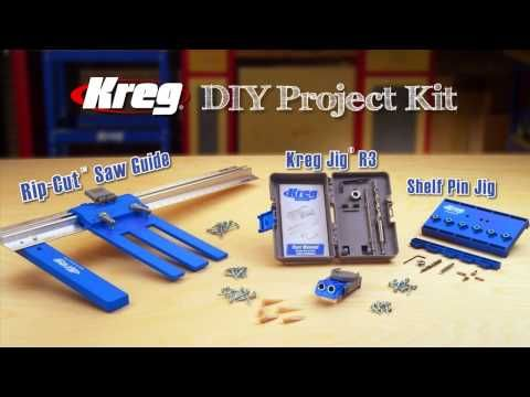 129 best kreg projects images on pinterest woodworking check out the kreg diy project kit 3 must have tools and step solutioingenieria Choice Image