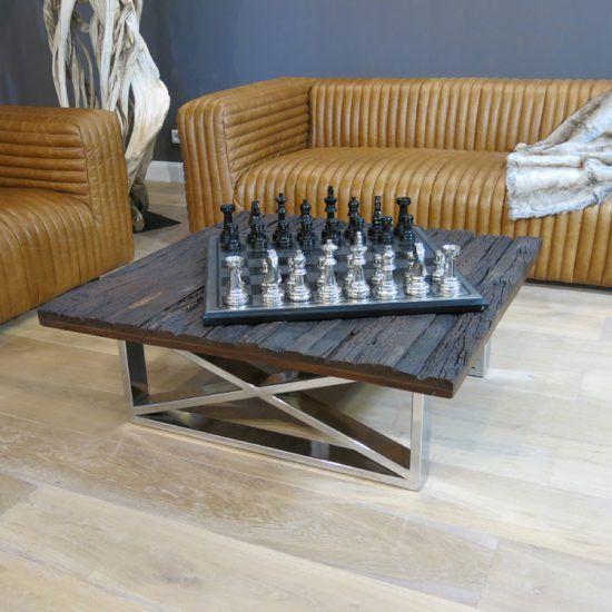 Driftwood Coffee Table Föhr