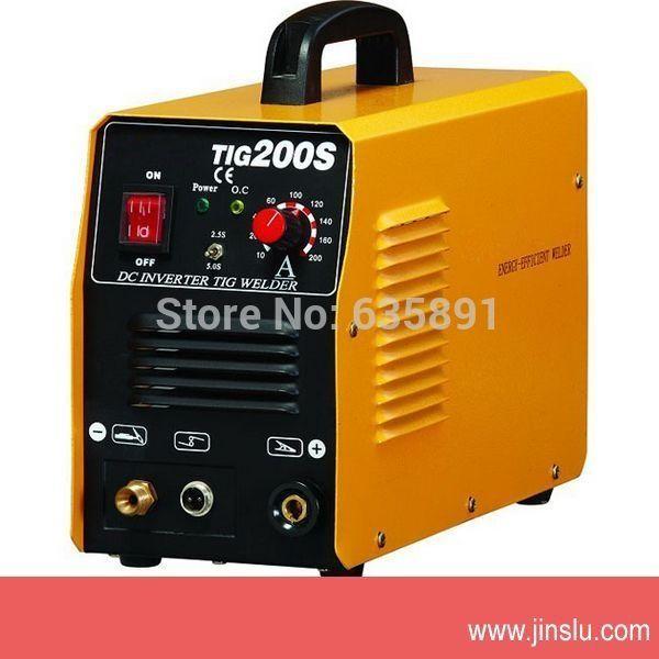 175.00$  Buy here - http://ali7dq.worldwells.pw/go.php?t=32322904755 - DC Inverter welding equipment TIG welding machine TIG200S welder,Wholesale & retail 175.00$