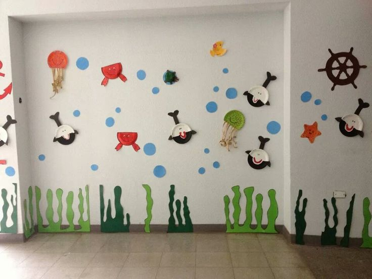Under The Sea Bulletin Boards Pinterest Classroom